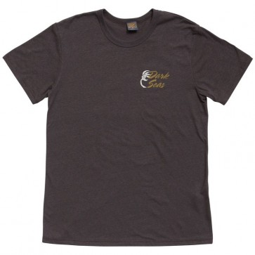 Dark Seas Flurry Union T-Shirt - Heather Graphite