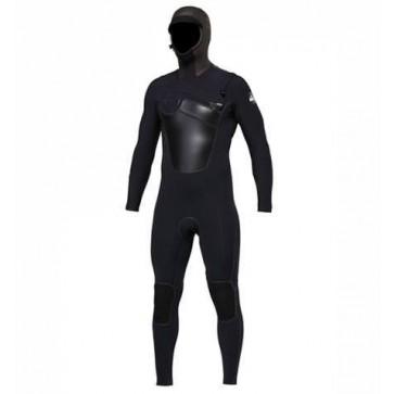 Quiksilver Cypher FuseFlex 5.5/5/4/3 Hooded Chest Zip Wetsuit
