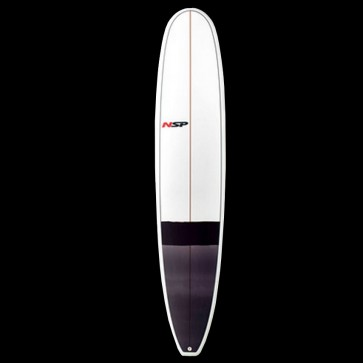 Global Surf Industries - 9'6 NSP E2 Longboard - Grey