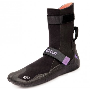 Rip Curl Wetsuits Women's Flash Bomb 3mm ST Wetsuit Boots