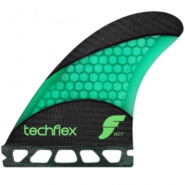 Future Fins - WCT Techflex - Neon Green Hex