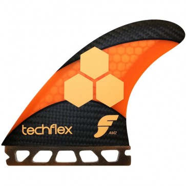 Future Fins - Al Merrick 2 Techflex - Orange Hex