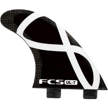 FCS Fins - UL7 - Black