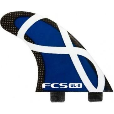 FCS Fins - UL5 - Blue
