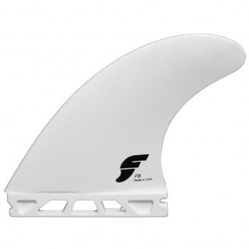 Future Fins - F8 Thermotech - White
