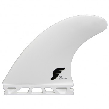 Futures Fins - F8 Thermotech Center - White