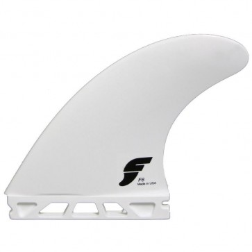 Futures Fins - F6 Thermotech - White