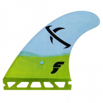 Futures Fins - Lost MB3 - Blue/Green
