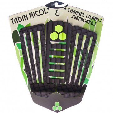 Channel Islands Yadin Nicol Traction - Green