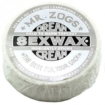 Sex Wax Dream Cream Topcoats Surf Wax