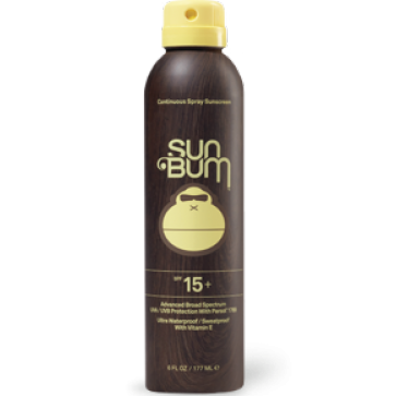 Sun Bum SPF 15+ Continuous Spray Sunscreen