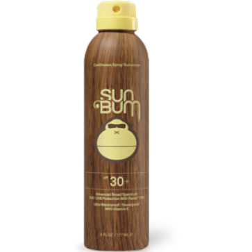 Sun Bum SPF 30+ Continuous Spray Sunscreen