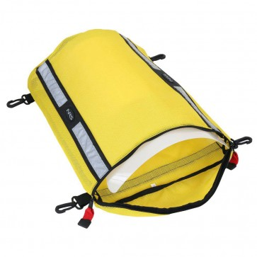 NRS - Sea Kayak Mesh Deck Bag - Yellow
