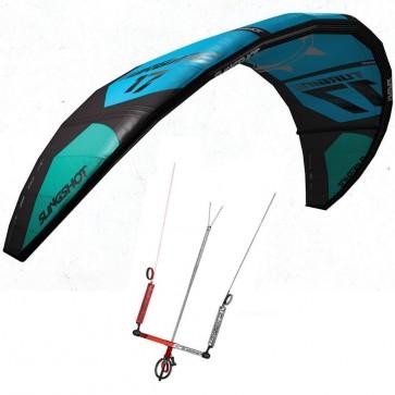 Slingshot Kites - Turbine Kite Complete