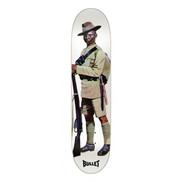 "Bullet AWOL Skateboard Deck - 7.6"""