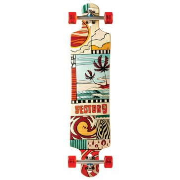Sector 9 Paradiso Complete - Red