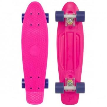 "Penny Skateboards - Original 22"" Pink White Purple Complete Skateboard"