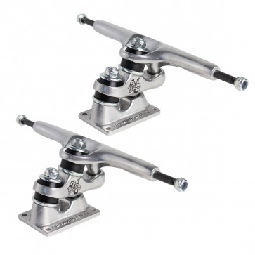 Sector 9 Gullwing 10'' Sidewinder Skateboard Trucks - Silver