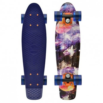 "Penny Skateboards - Space Penny 22"" Skateboard Complete - Space"