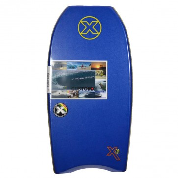 Custom X -  X6 Body Board - 42''