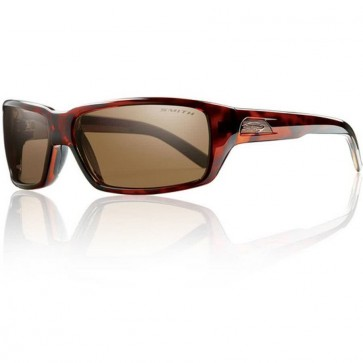 Smith Backdrop Sunglasses - Tortoise/Brown Polarized