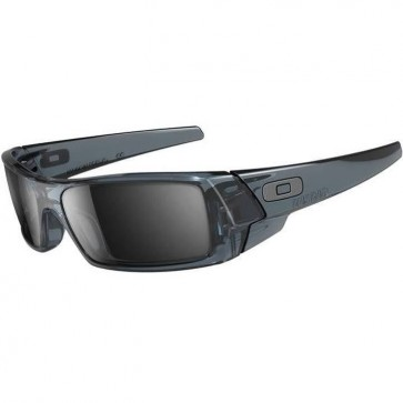Oakley Gascan Sunglasses - Crystal Black/Black Iridium