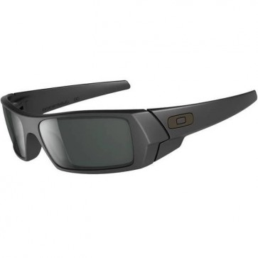Oakley Gascan Sunglasses - Matte Black/Grey