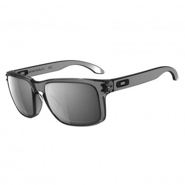 Oakley Holbrook Sunglasses - Grey Smoke/Black Iridium