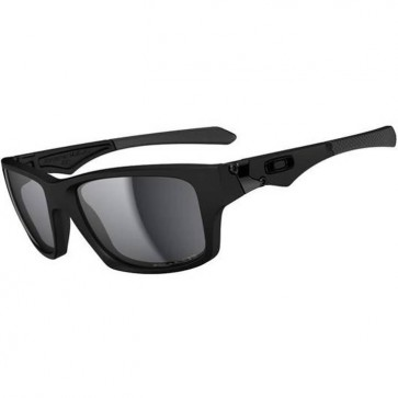 Oakley Jupiter Squared Polarized Sunglasses - Matte Black/Black Iridium