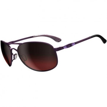 Oakley Women's Given Sunglasses - Blackberry/G40 Black Gradient