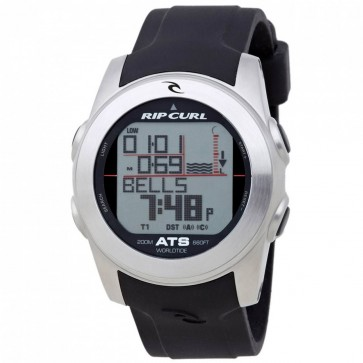 Rip Curl Pipeline World Tide Watch - Black