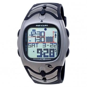 Rip Curl Ultimate Titanium Oceansearch Watch - Silver