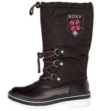 Roxy Women's Go Snow Boots - Black
