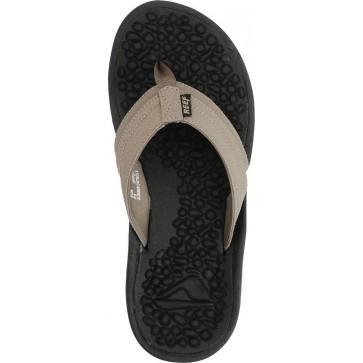 Reef Playa Negra Sandals - Tan/Black