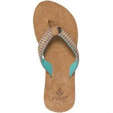 Reef Women's Gypsy Love Sandals - Aqua