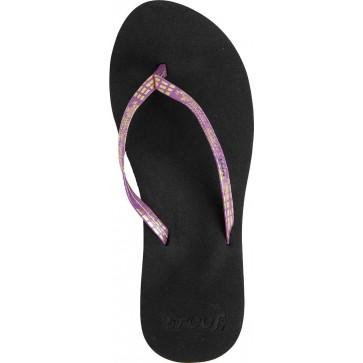 Reef Uptown Girl Sandals - Purple