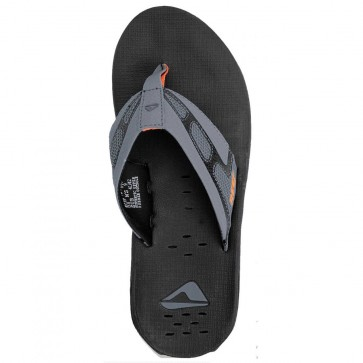 Reef X-S-1 Sandals - Black/Orange