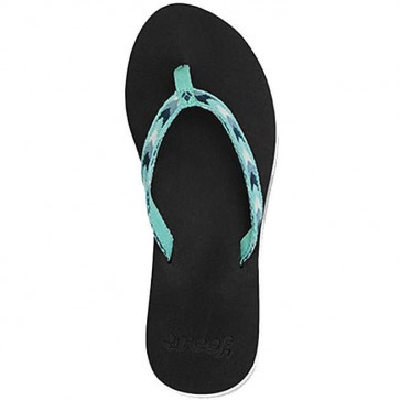 Reef Women's Friendship Bracelet Sandals - Aqua Multi