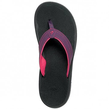 Olukai Women's 'Ohana Sandals - Plum/Black