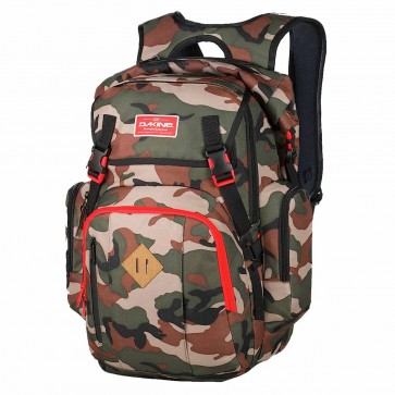 Dakine - Cape Wet/Dry Backpack - Camo