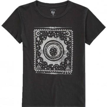 Billabong Women's Stay Magic T-Shirt - Off Black