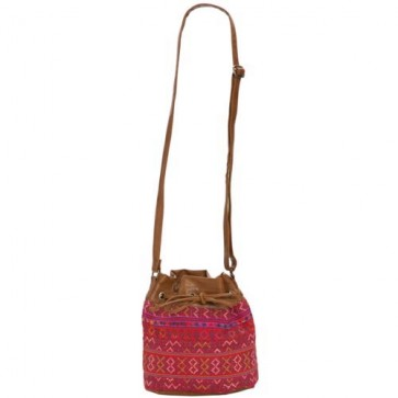 Billabong Women's Coastline Corner Bucket Bag - Desert Brown