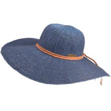 Billabong Women's Saltwater Sunset Straw Hat - Blue Cruz