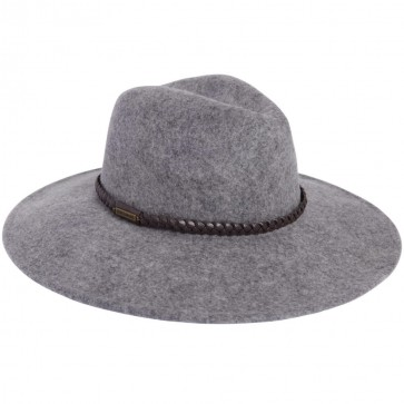 Billabong Women's Daydreamin' Wide Brim Hat - Dark Athletic Grey