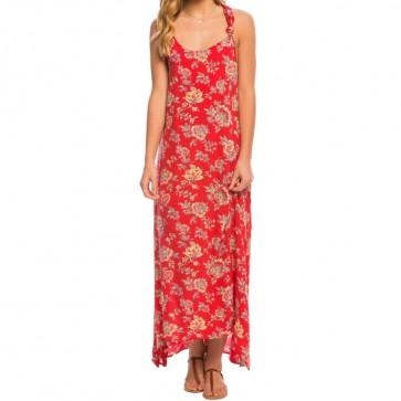 Billabong Women's Beyond Golden Maxi Dress - Hibiscus