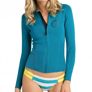 Billabong Women's Peeky Surf Jacket - Maldive