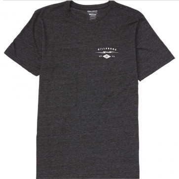 Billabong Shock T-Shirt - Black Tri-Blend