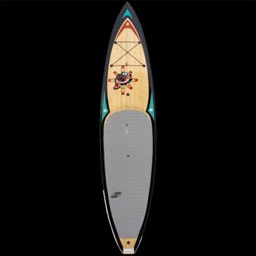 Boardworks Surf - 11'6 Raven SUP - Wood Veneer