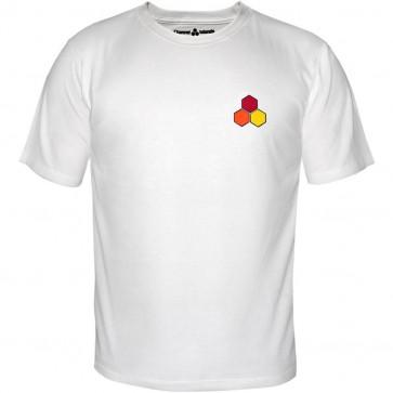 Channel Islands Curren OG Hex T-Shirt - White