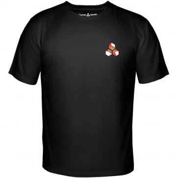 Channel Islands Florida Hex T-Shirt - Black